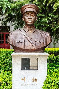 八一南昌起义纪念馆叶挺塑像