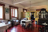 八一南昌起义旧址25号房间周恩来在此办公