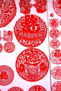 中国艺术剪纸