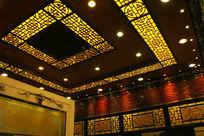 中式酒店装饰