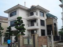 现代小洋楼建筑