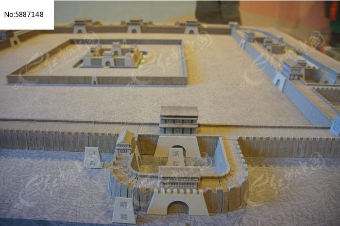古代城池_