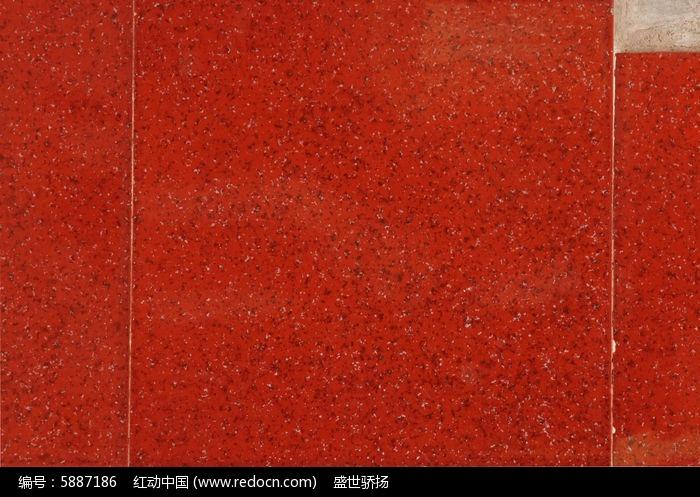 红色地砖材料图片