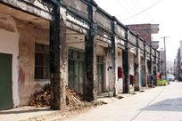 老古平房建筑