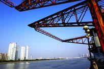 珠江两岸风景