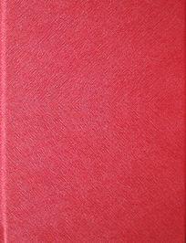 红色PVC面料纹理