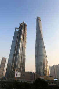 上海的三大高楼