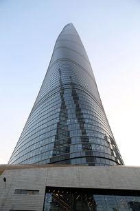 中国最高楼陆家嘴上海中心大厦