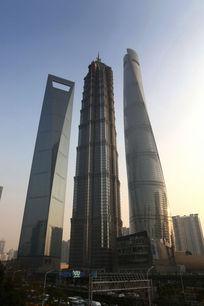 中国最高楼上海中心大厦