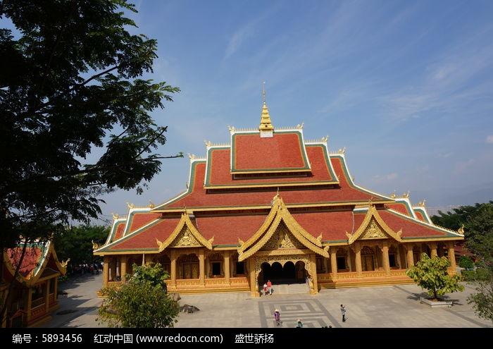 泰国寺庙建筑
