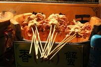 田子坊小吃香辣蟹