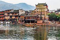 湘西凤凰古镇风景