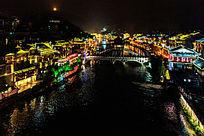 夜拍湘西凤凰古镇