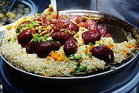 广东腊味饭