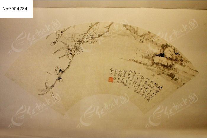 花卉山水工笔画