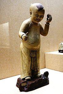 中国娃娃陶瓷