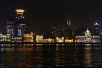 大上海外滩夜景