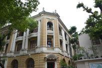 广州沙面租界的老建筑