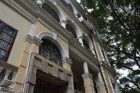 广州沙面租界民国老建筑