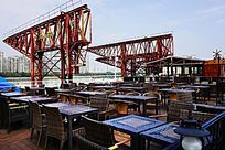 户外休闲茶餐厅