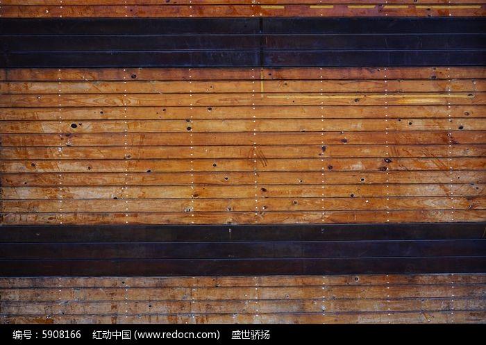 木条背景图片
