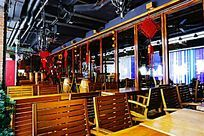 休闲餐厅家具
