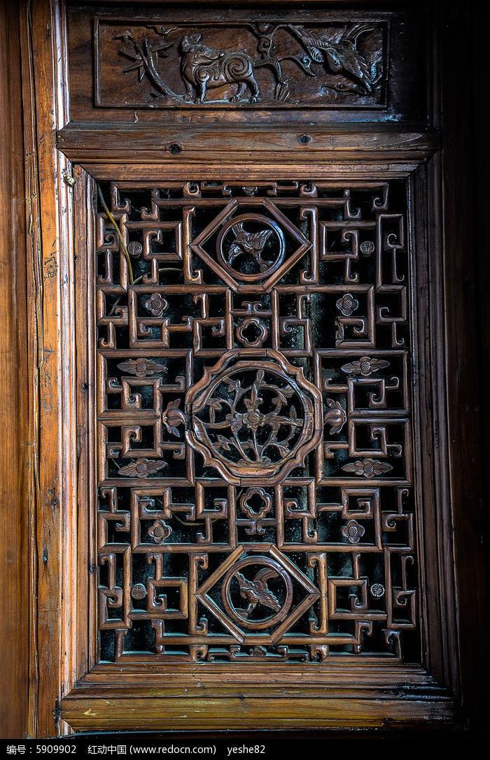 古典中式花窗图片