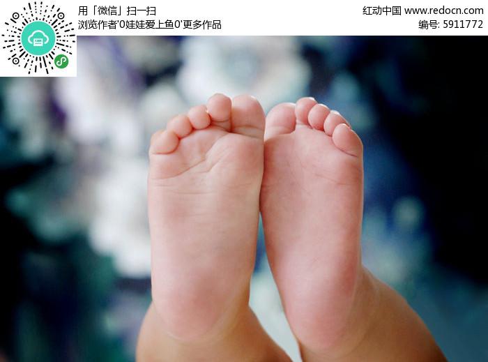 脚丫子图片,高清大图_婴儿幼儿素材