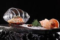 青花椒捞汁螺片