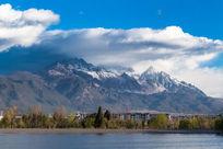 玉龙雪山近景