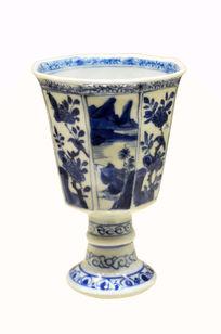 清康熙时期宫廷瓷器