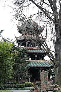 四川明清古建筑