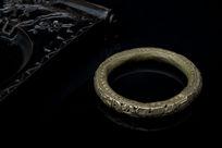 藏银手镯高清素材图片