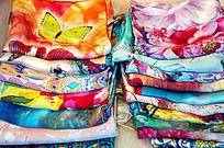 各类丝巾图案