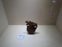 古代玉器精品-战国玉狩猎图收藏