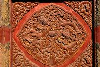故宫建筑木雕纹样