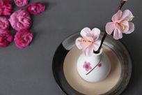 陶瓷瓶插花装饰瓶
