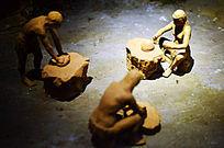 古代陶艺制作