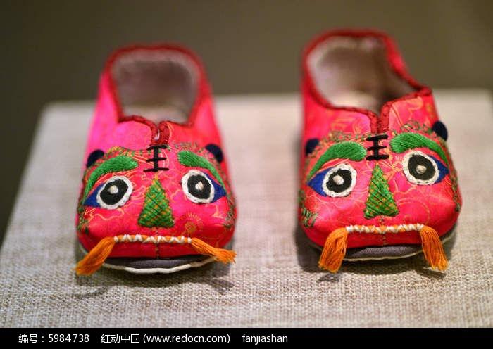 虎头鞋图片,高清大图_传统工艺素材