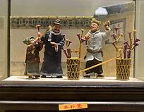 老北京风情扑扑凳