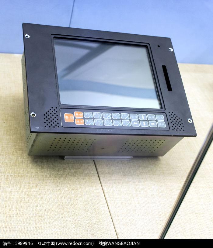列车运行监控记录装置显示器图片