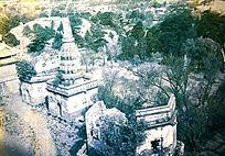 民国时期的颐和园四大部洲
