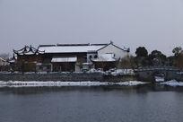 青云谱雪景