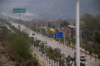 乡镇公路图片