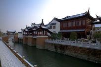 中式结构建筑