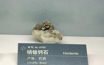 巴西磷钵钙石
