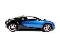 布加迪威龙跑车仿真模型