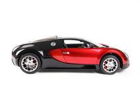 布加迪威龙跑车模型
