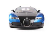 布加迪威龙玩具模型车正面