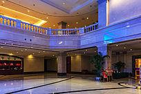 酒店大堂建筑景观